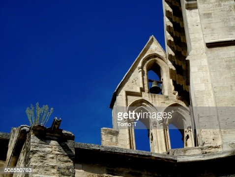 Bell of Abbey : Stock Photo
