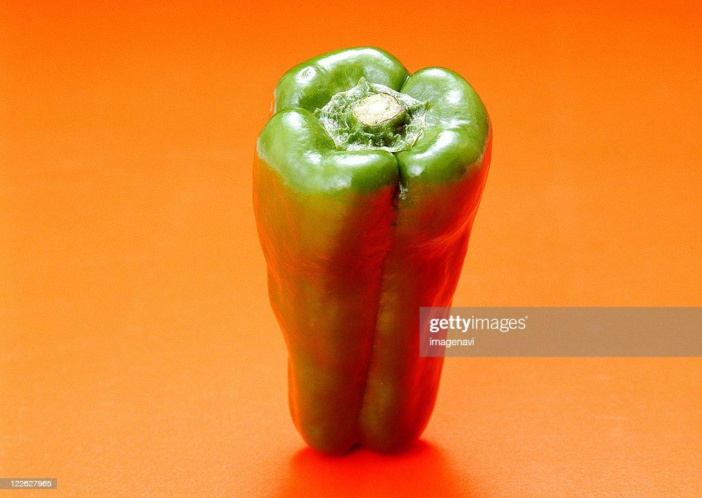 Bell Pepper : Stock Photo