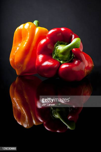 Bell Pepper with Reflection
