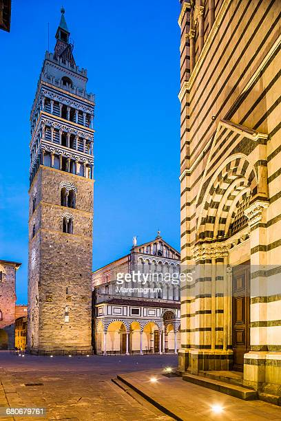 Bell tower and Cattedrale (cathedral) di San Zeno