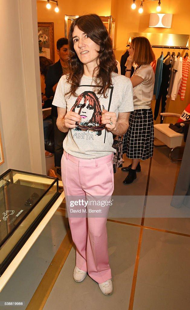 Bella Freud x Cutler & Gross  Sunglasses - Launch Party