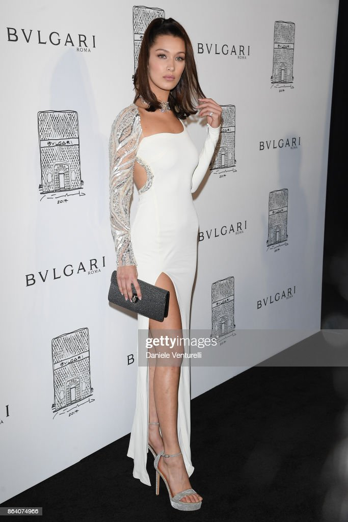 Bvlgari Flagship Store Reopening In New York