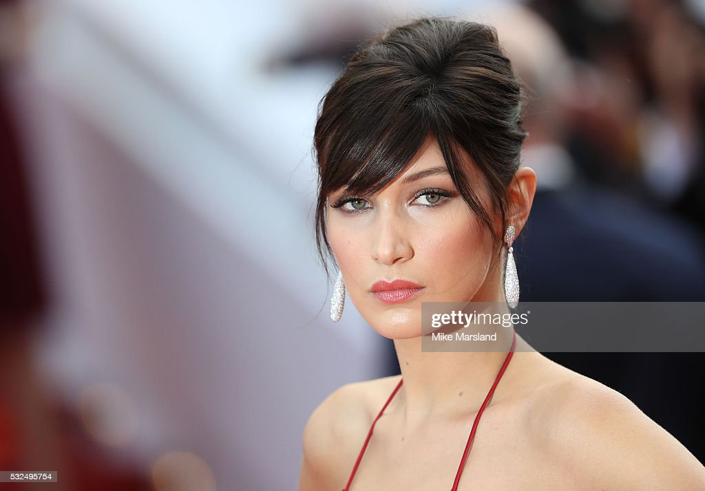 """""""The Unkown Girl """" - Red Carpet Arrivals - The 69th Annual Cannes Film Festival"""