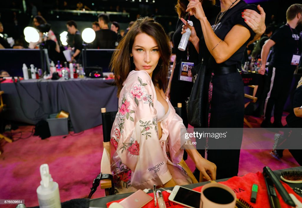 2017 Victoria's Secret Fashion Show - Backstage