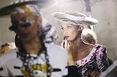 Moschino - Backstage - Milan Fashion Week SS19