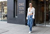 Celebrity Sightings in New York City - July 18, 2017