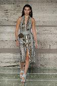 Salvatore Ferragamo - Runway - Milan Fashion Week...