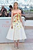 Bella Heathcote attends 'The Neon Demon' Photocall during the 69th annual Cannes Film Festival at the Palais des Festivals on May 20 2016 in Cannes...