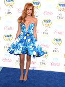 Bella Thorne arrives at the FOX's 2014 Teen Choice Awards at The Shrine Auditorium on August 10 2014 in Los Angeles California