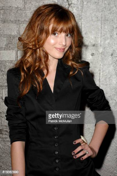 Bella Thorne attends STAR MAGAZINE CELEBRATES YOUNG HOLLYWOOD at Voyeur on March 31 2010 in West Hollywood California
