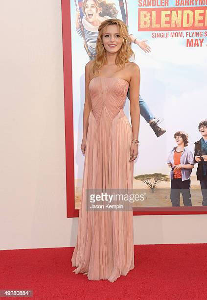 Bella Thorne attends the 'Blended' premiere at TCL Chinese Theatre on May 21 2014 in Hollywood California