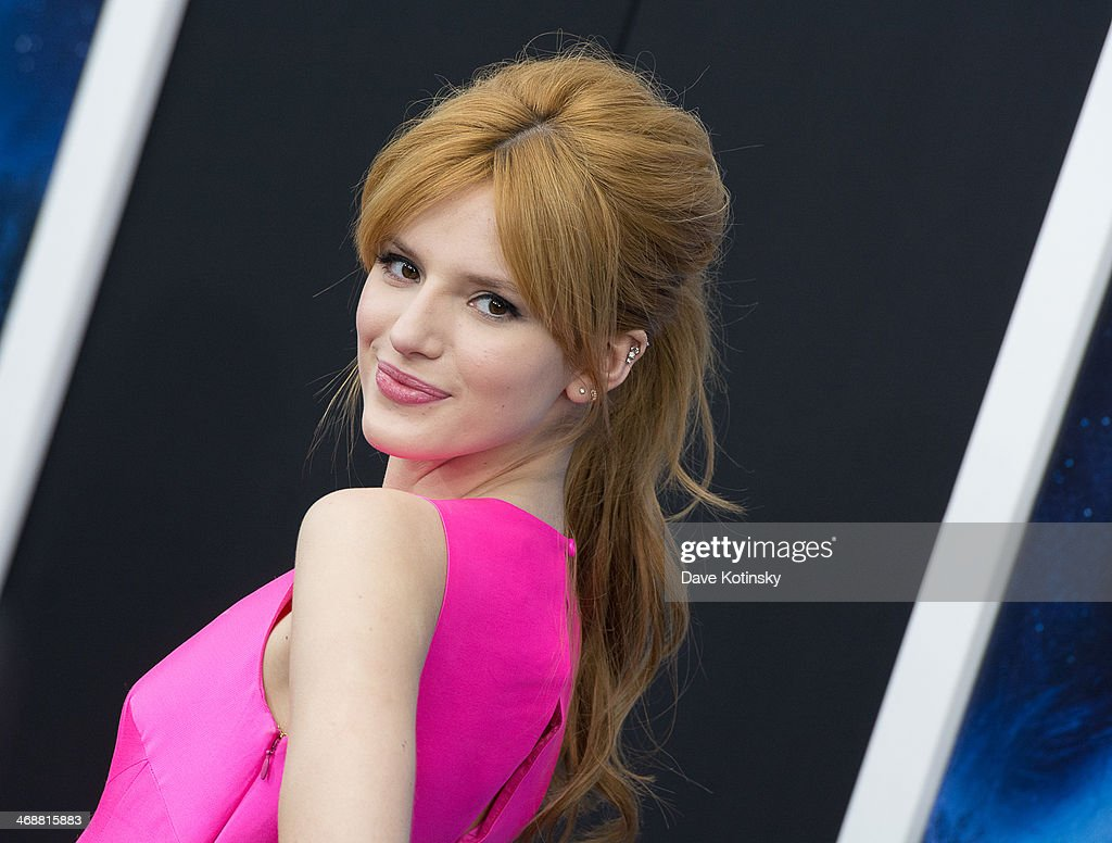 <a gi-track='captionPersonalityLinkClicked' href=/galleries/search?phrase=Bella+Thorne&family=editorial&specificpeople=5083663 ng-click='$event.stopPropagation()'>Bella Thorne</a> attends the 'Winter's Tale' world premiere at Ziegfeld Theater on February 11, 2014 in New York City.