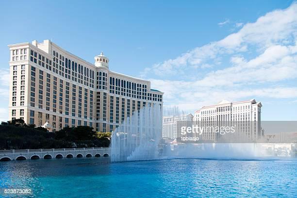 Bellagio lake Las Vegas