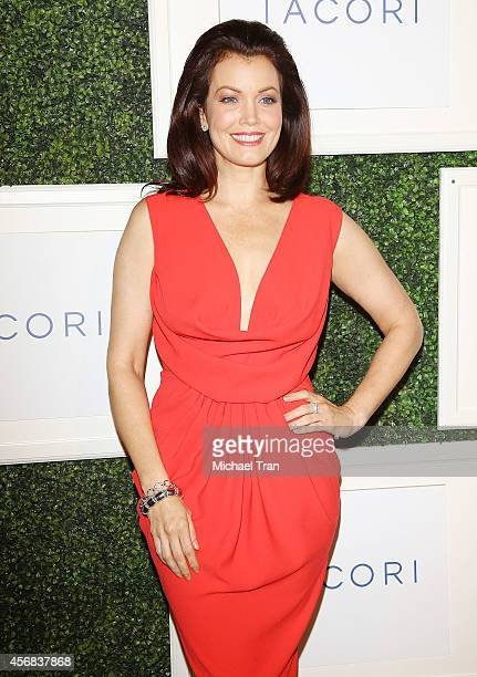Bellamy Young arrvies at the Club Tacori launches gentlemen's jewelry collection held at HYDE Sunset Kitchen Cocktails on October 7 2014 in West...