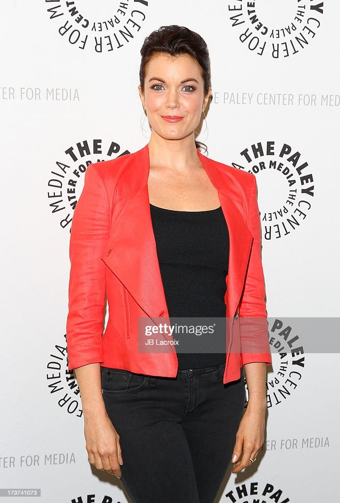 Bellamy Young attends 'An Evening With Web Therapy: The Craze Continues...' held at The Paley Center for Media on July 16, 2013 in Beverly Hills, California.