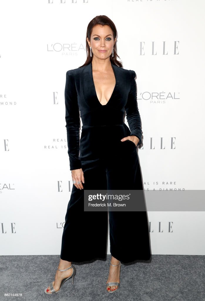 Bellamy Young attends ELLE's 24th Annual Women in Hollywood Celebration at Four Seasons Hotel Los Angeles at Beverly Hills on October 16, 2017 in Los Angeles, California.
