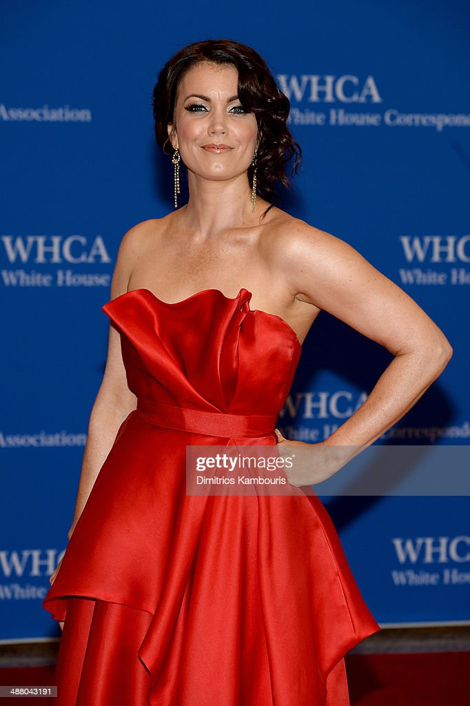 Bellamy Young attends the 100th Annual White House Correspondents' Association Dinner at the Washington Hilton on May 3, 2014 in Washington, DC.
