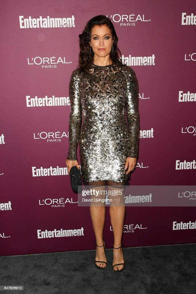 Bellamy Young attends the Entertainment Weekly's 2017 Pre-Emmy Party at the Sunset Tower Hotel on September 15, 2017 in West Hollywood, California.