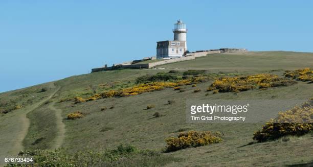 Belle Tout Lighthouse near Beachy Head