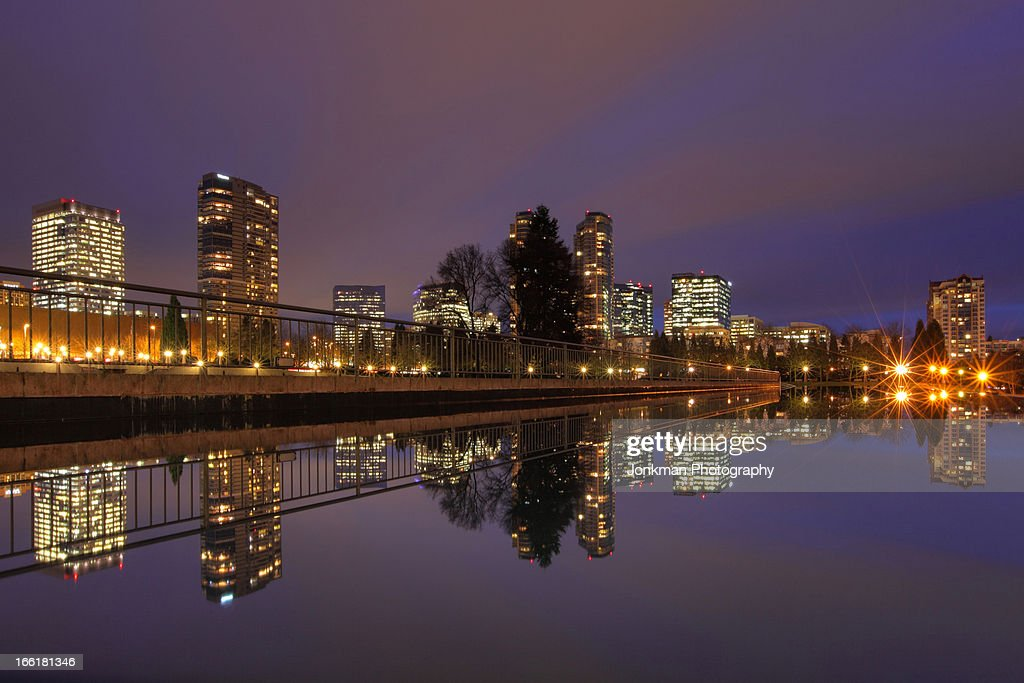 Bellevue Reflection