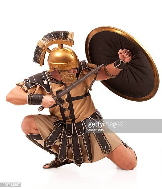 Belligerent  gladiator