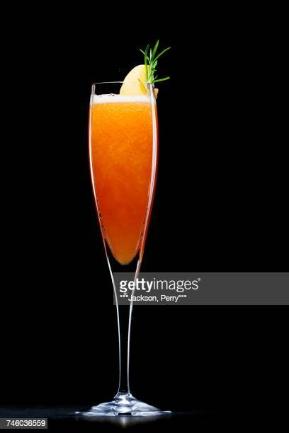 Bellini (Prosecco with peach pure)