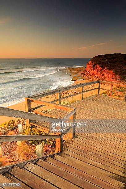 Bells Beach along the Great Ocean road, Victoria, Australia, South Pacific
