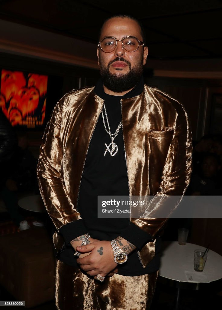 Belly attends Belly Album Listening Session at 40 / 40 Club on October 5, 2017 in New York City.