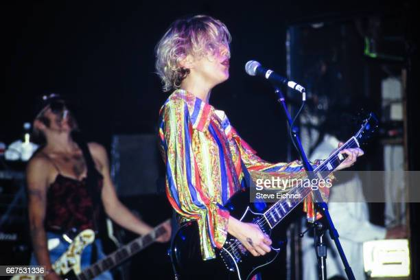 Belly performs at Limelight New York New York October 30 1993