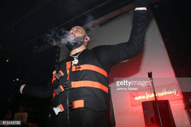 Belly performs at SOB's on November 14 2017 in New York City