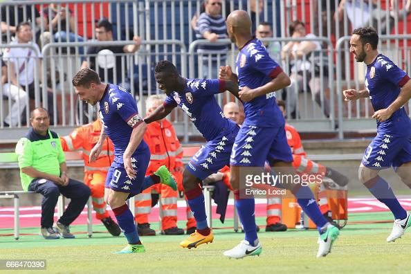 Cagliari Calcio v FC Torino - Serie A : News Photo