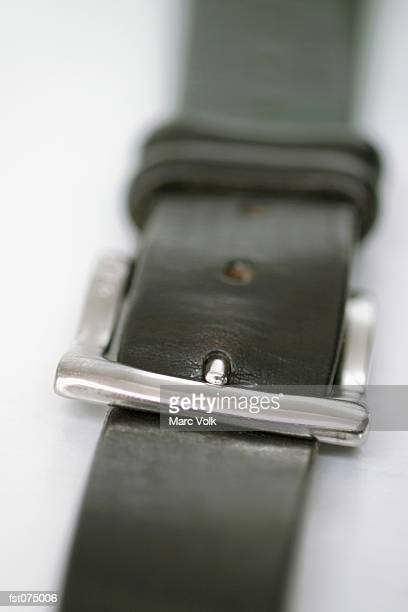 A belt buckle