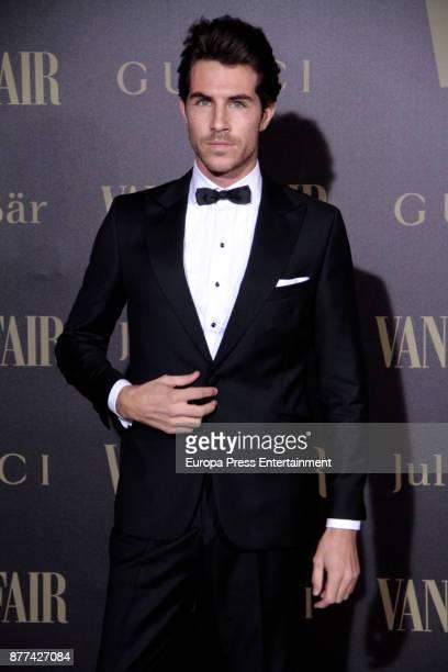 Beltran Lozano attends the gala 'Vanity Fair Personality of the Year' to Garbine Muguruza at Ritz Hotel on November 21 2017 in Madrid Spain