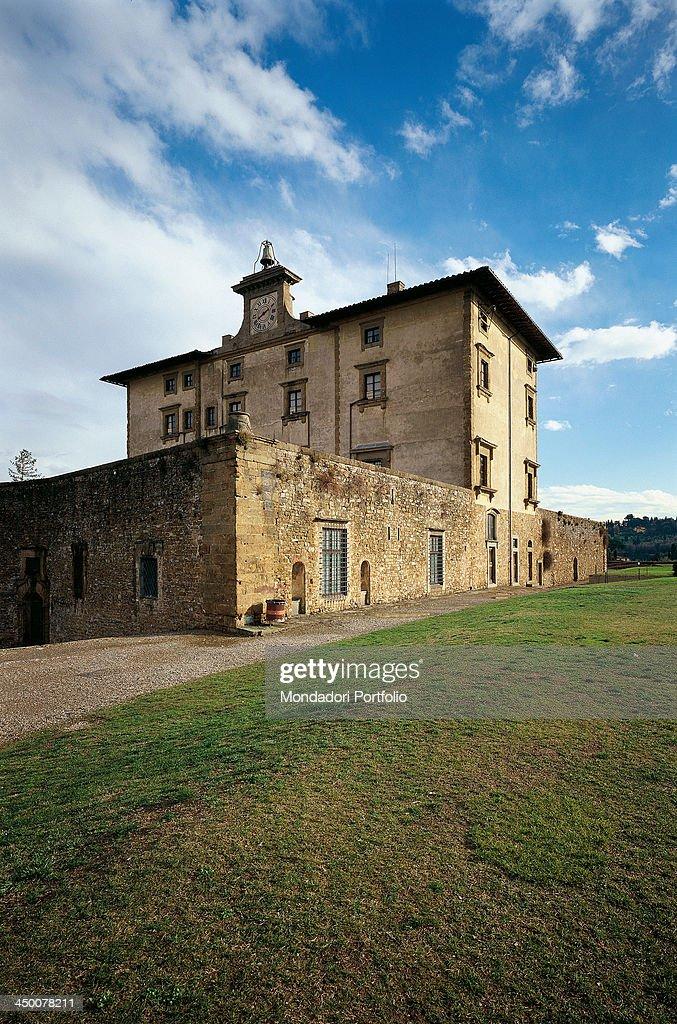Belvedere Fort in Florence by Bernardo Buontalenti 1590 1595 16th Century