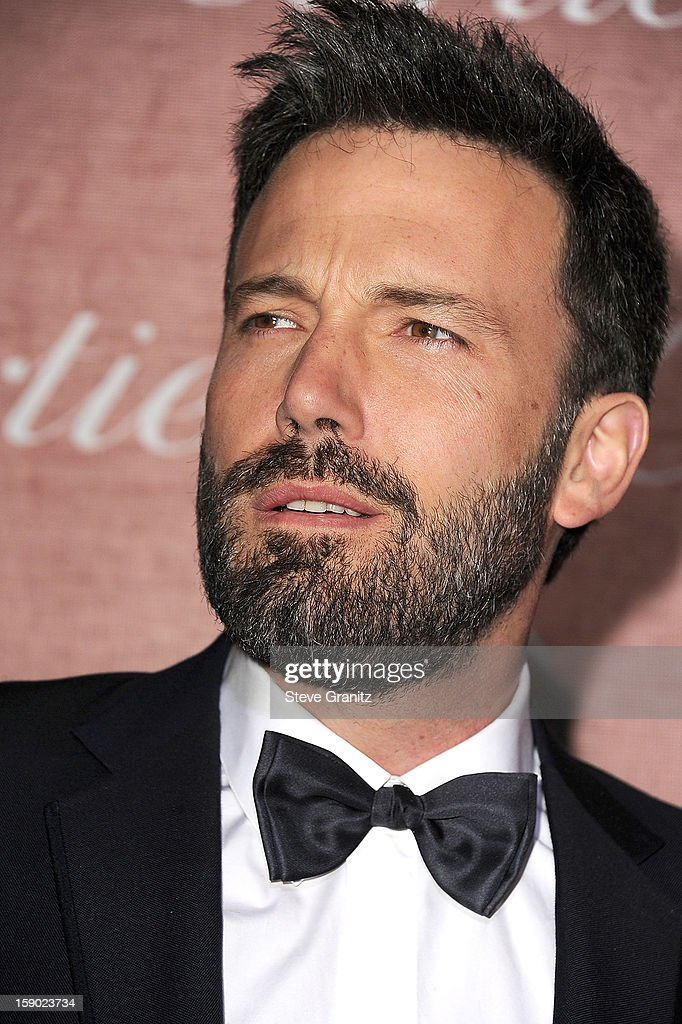 Ben Affleck arrives at the 24th Annual Palm Springs International Film Festival at Palm Springs Convention Center on January 5, 2013 in Palm Springs, California.