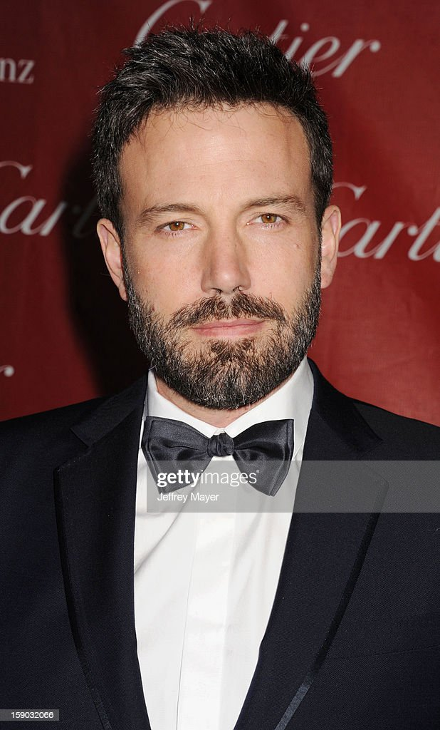 Ben Affleck arrives at the 24th Annual Palm Springs International Film Festival - Awards Gala at Palm Springs Convention Center on January 5, 2013 in Palm Springs, California.