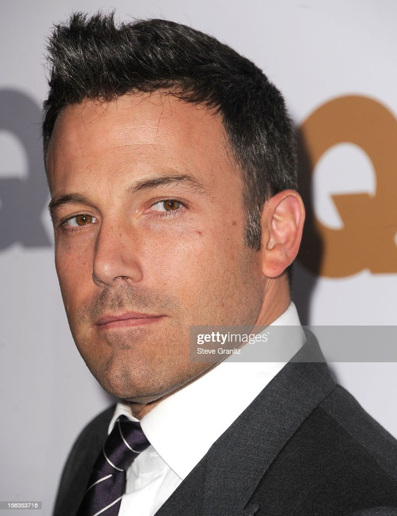 Ben Affleck arrives at the GQ Men Of The Year Party at Chateau Marmont on November 13, 2012 in Los Angeles, California.