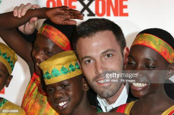 Ben Affleck arrives for the OneXOne Benefit Gala honouring humanitarian efforts at the Four Seasons Centre for Performing Arts in Toronto Canada...
