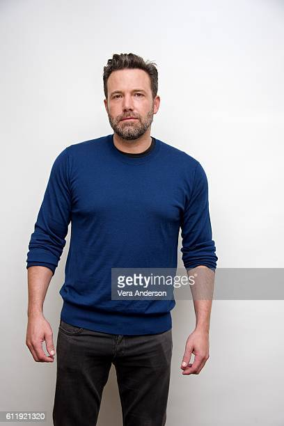 Ben Affleck at 'The Accountant' Press Conference at the Four Seasons Hotel on October 1 2016 in Beverly Hills California