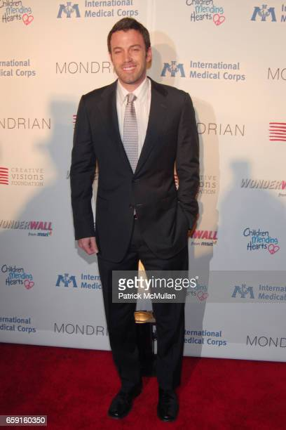 Ben Affleck attends CHILDREN MENDING HEARTS HONORS THE INTERNATIONAL MEDICAL CORPS WITH SHERYL CROW AT HOUSE OF BLUES ON SUNSET STRIP at Hollywood on...