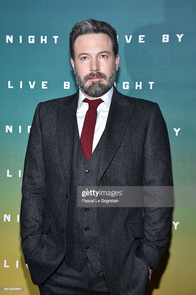 """Live by Night""  Paris Premiere At UGC Normandy"