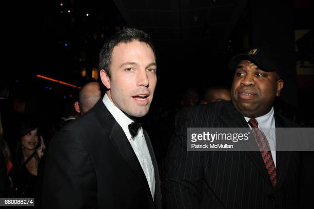 Ben Affleck attends THE HUFFINGTON POST PreInaugural Ball at The Newseum on January 19 2009 in Washington DC