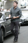 Ben Affleck is seen on July 21 2013 in Los Angeles California
