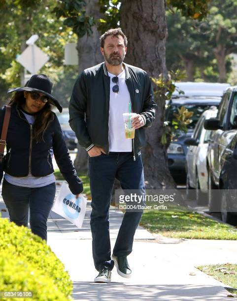 Ben Affleck is seen on May 15 2017 in Los Angeles California