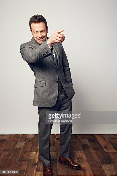 Ben Affleck poses during the The 41st Annual People's Choice Awards at Nokia Theatre LA Live on January 7 2015 in Los Angeles California