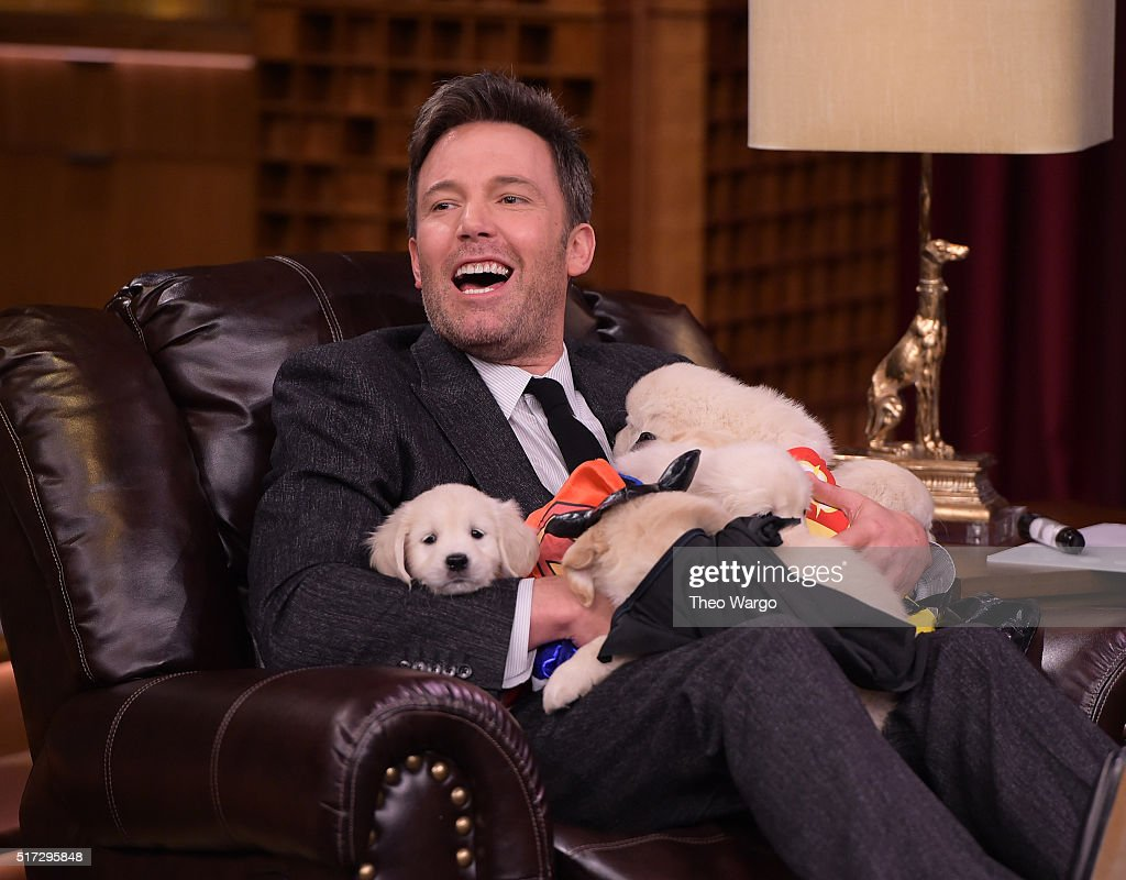 "Ben Affleck Visits ""The Tonight Show Starring Jimmy Fallon"""