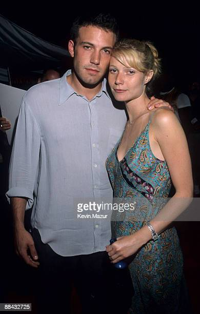 Ben Afleck and Gwyneth Paltrow