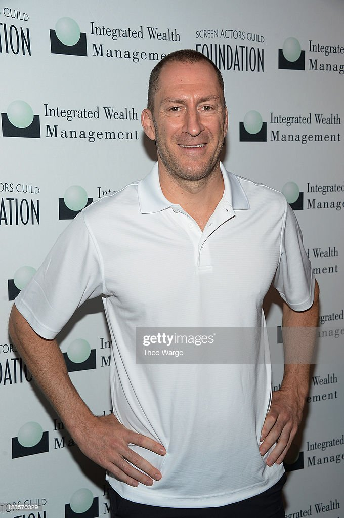 <a gi-track='captionPersonalityLinkClicked' href=/galleries/search?phrase=Ben+Bailey&family=editorial&specificpeople=3589346 ng-click='$event.stopPropagation()'>Ben Bailey</a> attends the Screen Actors Guild Foundation Inaugural New York Golf Classic at Trump National Golf Club Westchester on October 7, 2013 in Briarcliff Manor, New York.