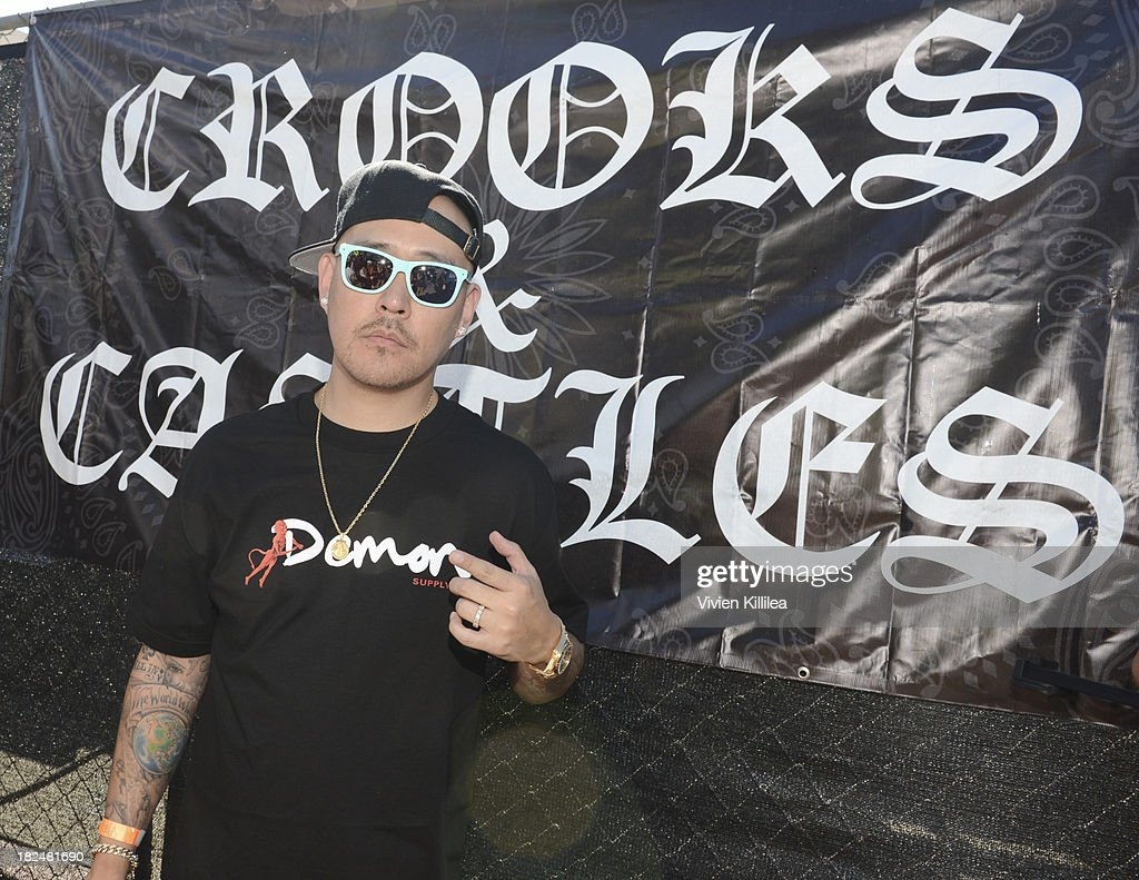 Ben Baller attends Welcome To The Block presented by Crooks & Castles and Diamond Supply Co on September 29, 2013 in Los Angeles, California.