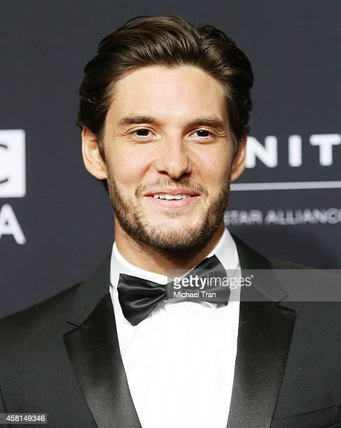 Ben Barnes arrives at the BAFTA Los Angeles Jaguar Britannia Awards held at The Beverly Hilton Hotel on October 30 2014 in Beverly Hills California